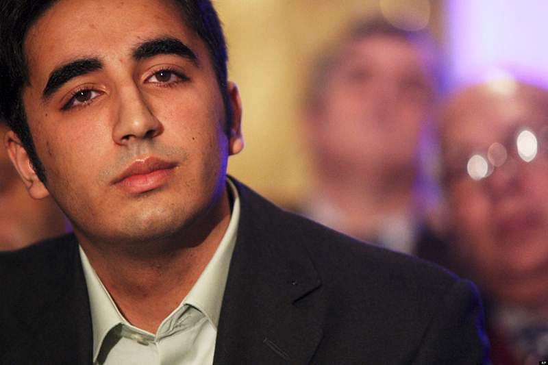 Musharraf asks Bilawal Bhutto to man up