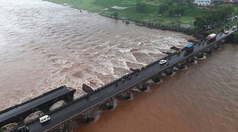 Mahad bridge collapse: Oppn seeks judicial probe