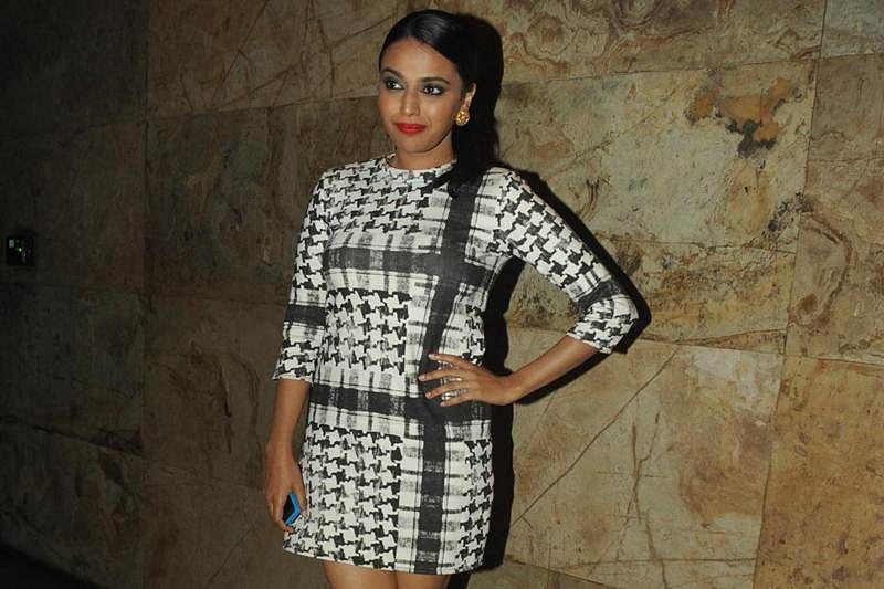 Rivalry reboots: Swara Bhasker gets Vivek Agnihotri's Twitter account blocked