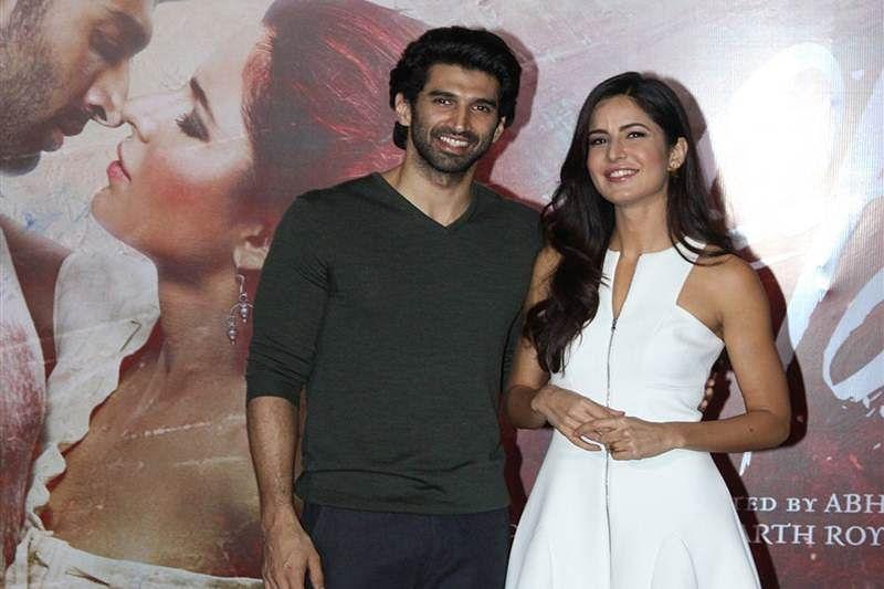 Katrina  Aditya secretly dating