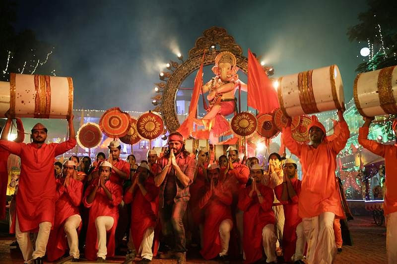 Watch: Ritesh Deshmukh 'Bappa' song from 'Banjo'