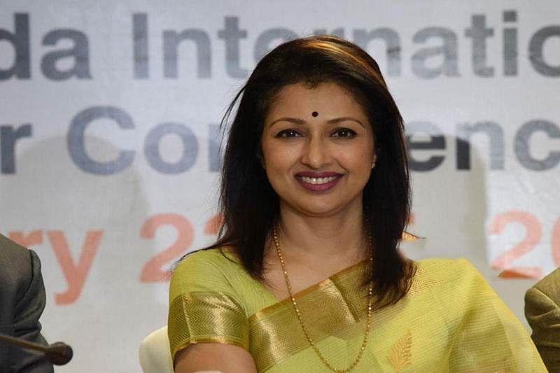 Shruti Haasan has no tiff with Gautami Tadimalla