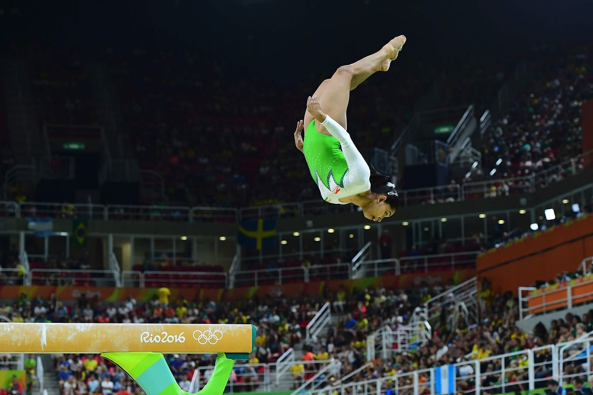 Dipa Karmakar qualifies for vault finals in Olympics