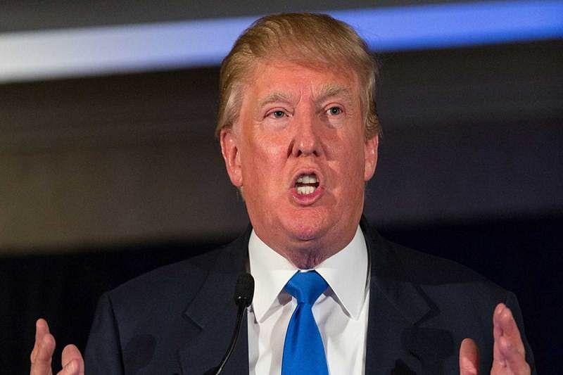 Now, Trump lures black voters