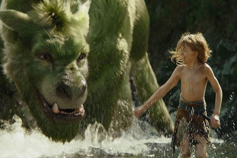 Pete's Dragon: Heart-warming fantasy