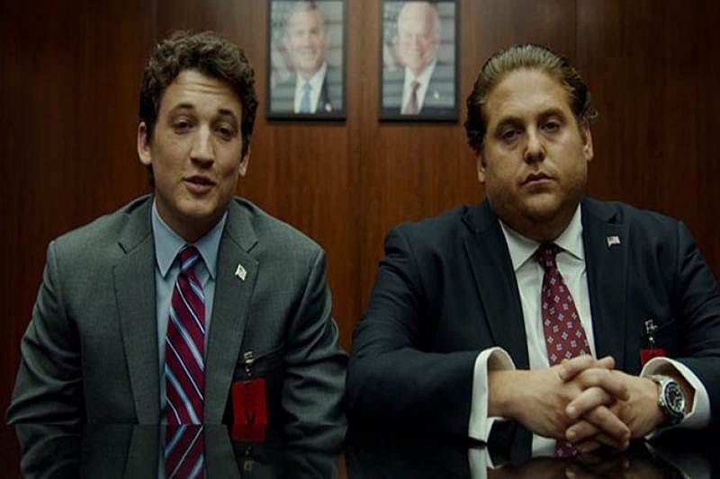 War Dogs: Cynical comedy