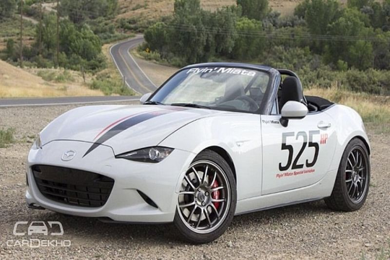 This V8 Powered Miata MX-5 Can Shame Supercars!