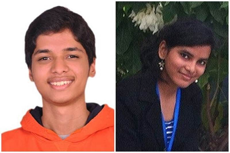 Two Indian teens among global finalists at Google Science Fair