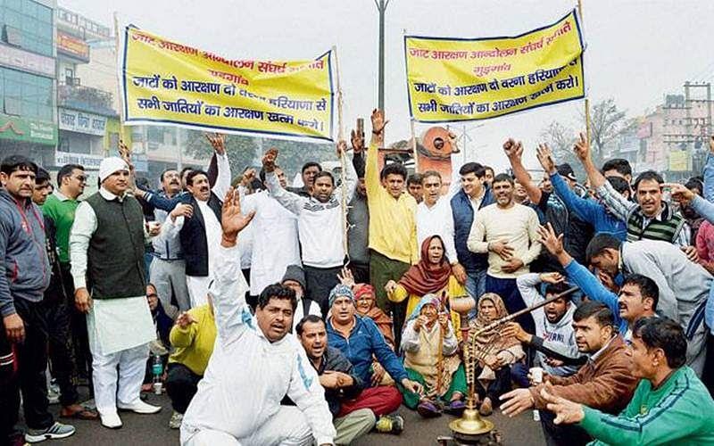 Haryana recommends CBI probe into Jat stir violence