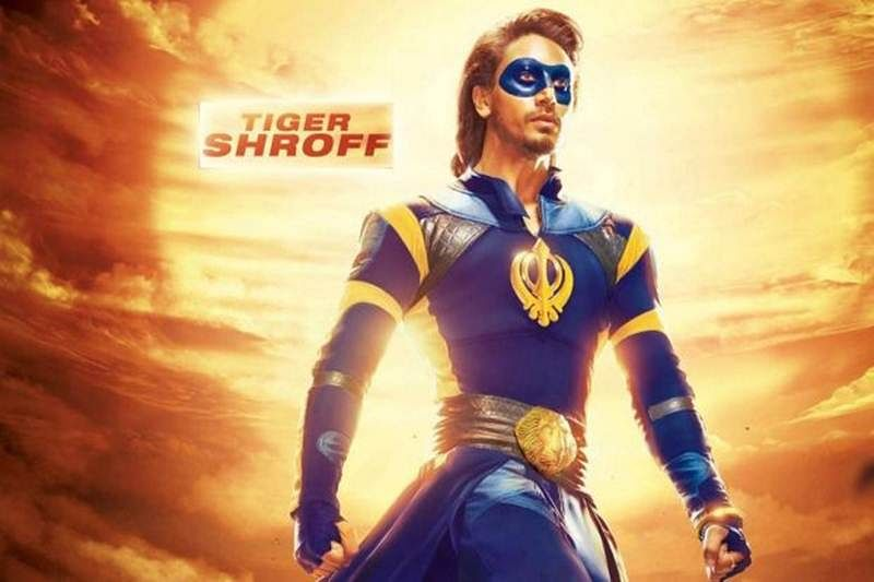 A Flying Jatt: Low flying Juvenile antics