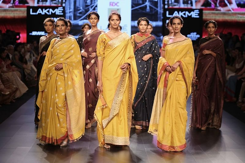 LFW '16 Exclusive: Weaving Through Time- Designers of North East India