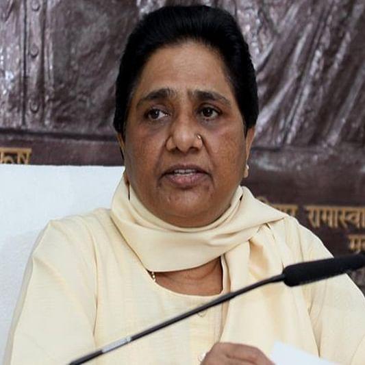 Mayawati hails Centre's decision to scrap Article 370