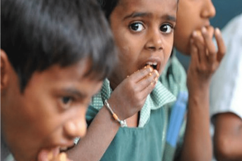 Madhya Pradesh: Toilet in anganwadi serves as midday meal kitchen
