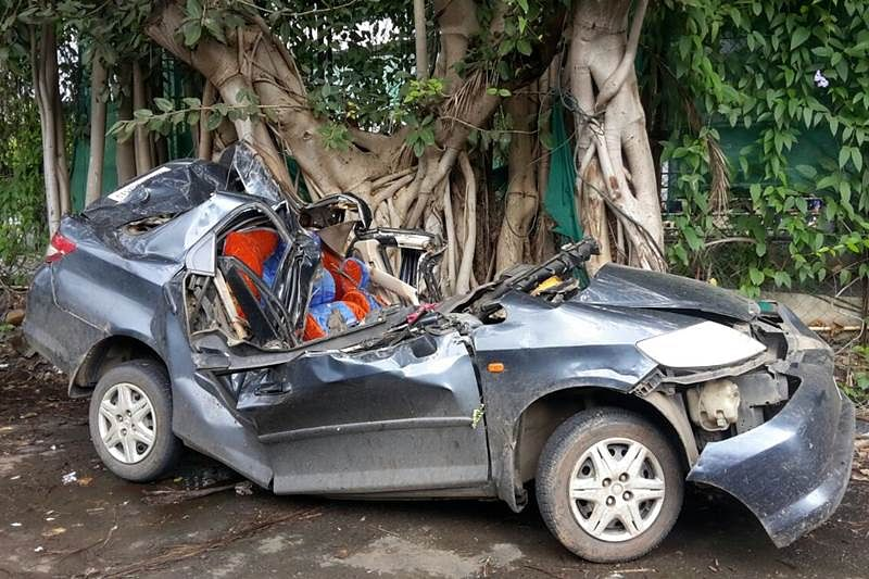 Five youth killed in car accident at Santacruz highway