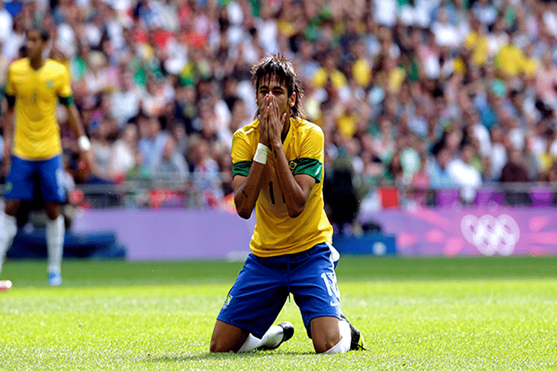 I've shut my critics up, says Neymar