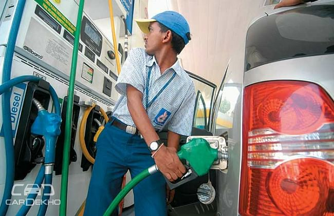 Fuel prices rise again after three days of no change; petrol prices rose to Rs 80.08 per litre in Mumbai