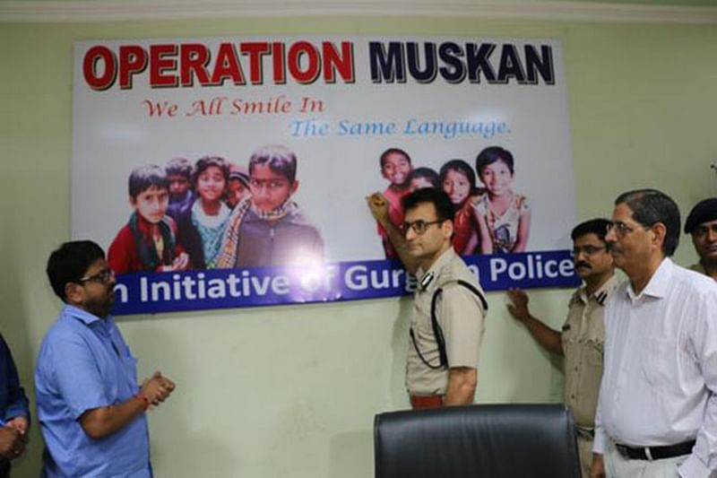 Odisha Crime Branch rescues 1,051 children in first phase of Operation Muskan-2