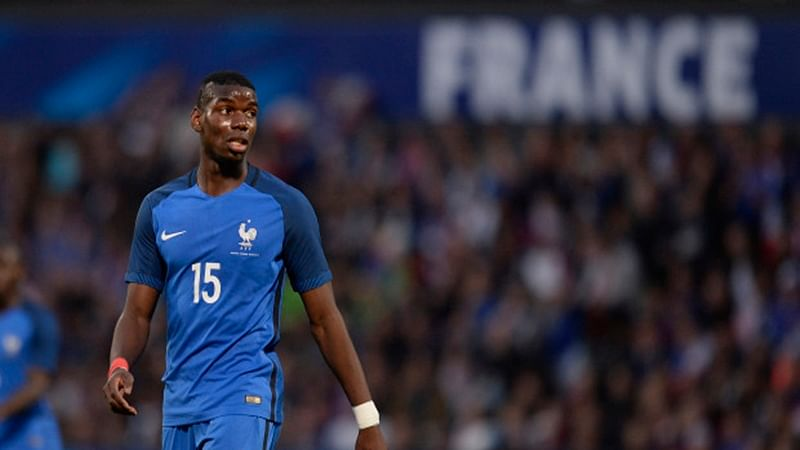 Paul Pogba tests positive for COVID-19, left out of France squad