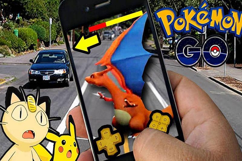 Dangers of Pokemon Go similar to texting: study