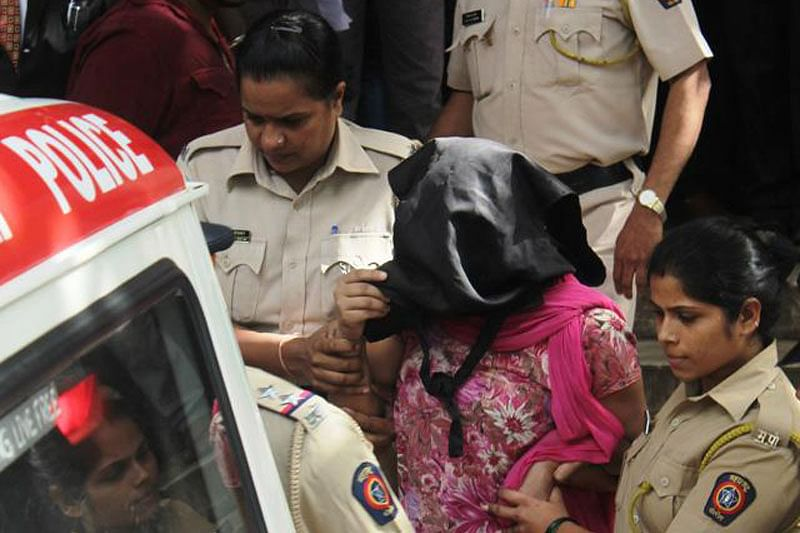 Mumbai: 26-Yr-Old lady strangles her lover to death
