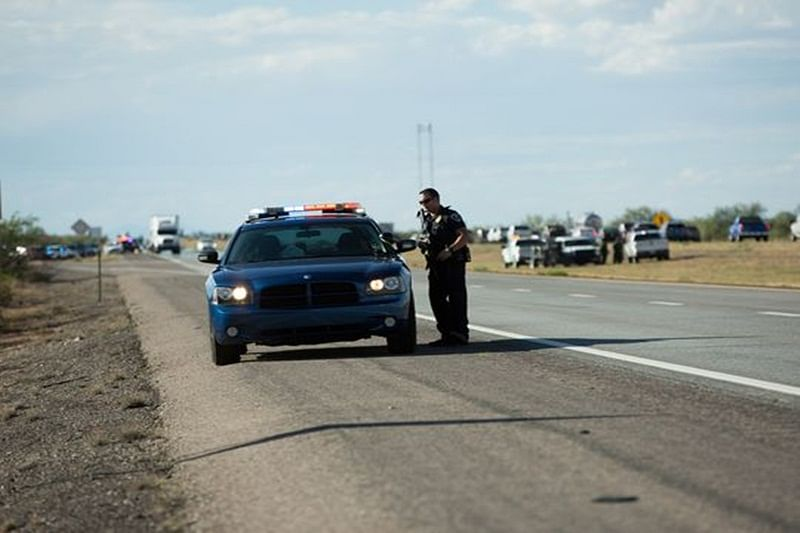 New Mexico police officer shot, killed during traffic stop