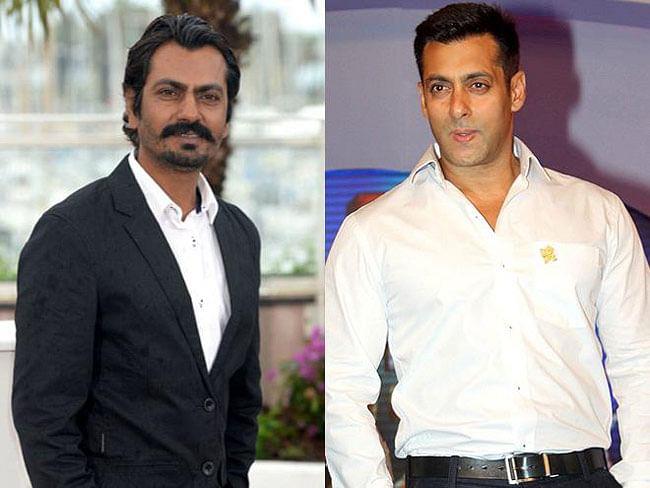 Nawazuddin is a one-take actor, says Salman