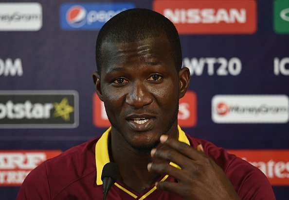 Sammy axed as Windies T20 captain in `30-sec phone-call`
