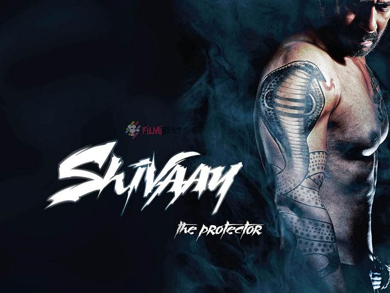Watch 'Shivaay' official trailer released- Ajay Devgn and Sayyeshaa Saigal