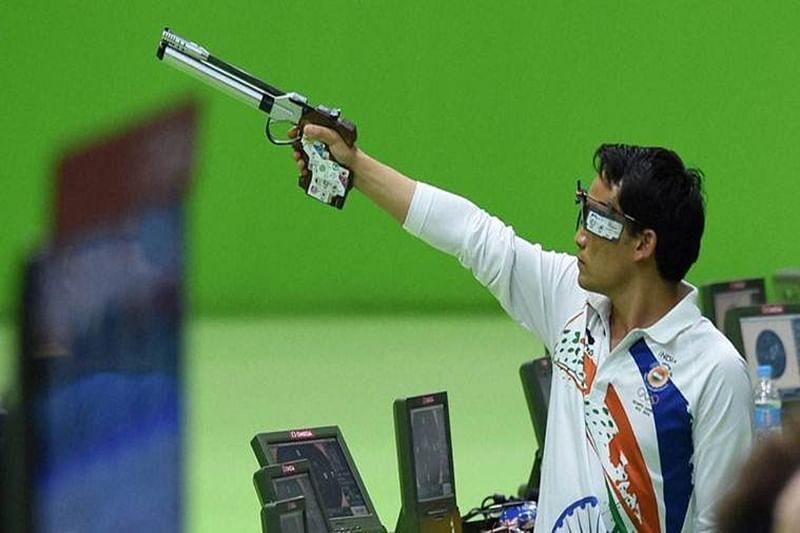 Shooters Jitu, Nanjappa fail in 50m Pistol qualifiers at Rio