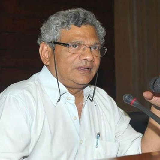 Government appropriated 99 percent of RBI's profits since 2014: Sitaram Yechury
