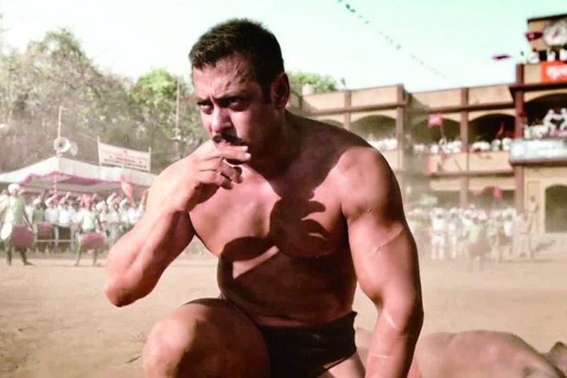 """Anyone can pull off Sultan"", says Salman Khan"