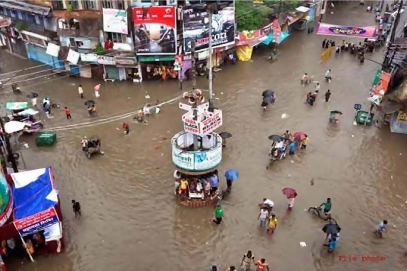 Heavy rains in Uttar Pradesh; 13 killed in 24 hours