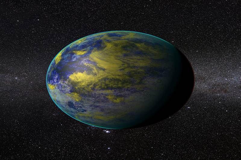 New 'Goldilocks' for habitable planets found?