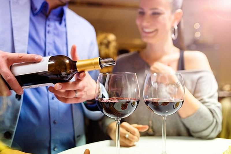 Eco-friendly wine tastes better than red & white