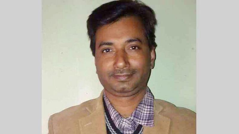 Scribe murder case CBI glare on RJD strongman