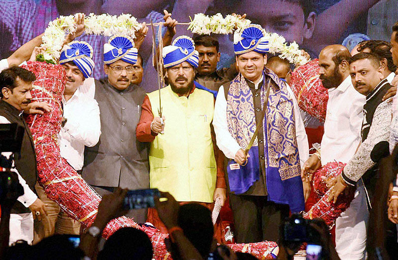 Now, Athawale seeks 25 pc  quota for upper caste poor