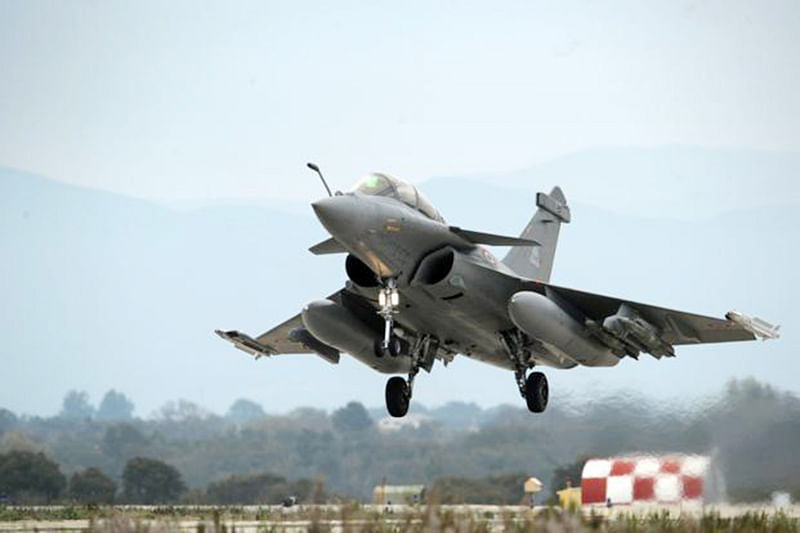 Congress salvo on Rafale affidavit