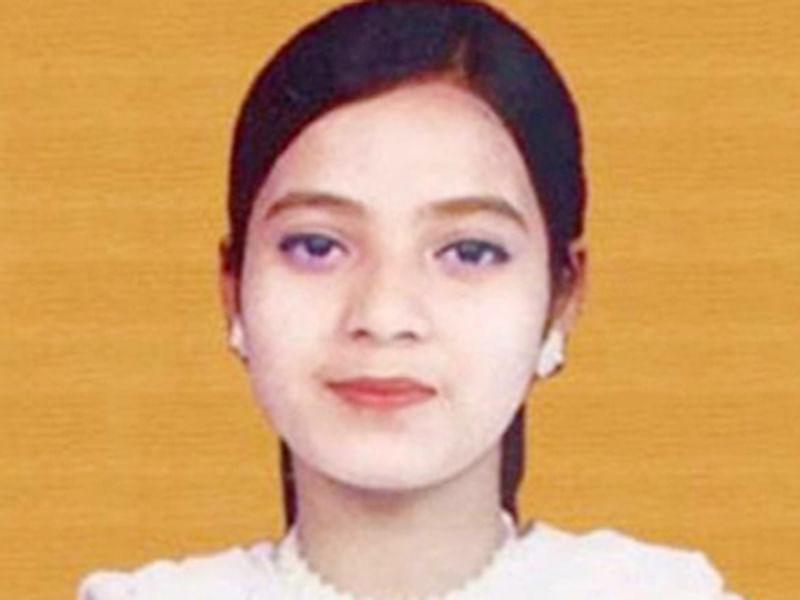 MHA lodges FIR in Ishrat  Jahan missing files case