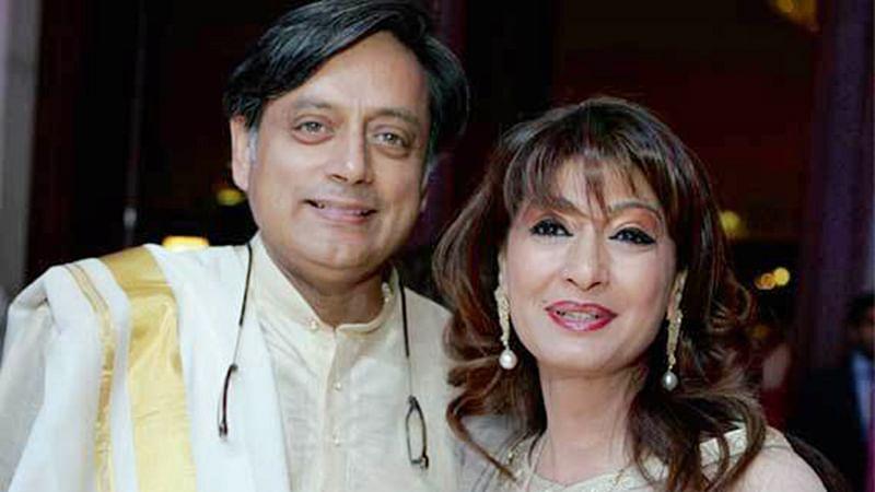 Sunanda Pushkar death case: Delhi court adjourns order on framing charges against Shashi Tharoor