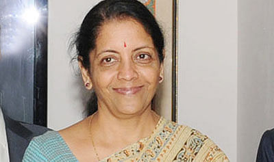 Export fall arrested, growth will  be slow, steady: Sitharaman