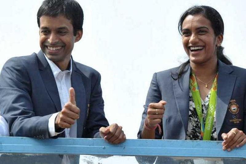 P V Sindhu, P Gopichand to be felicitated in Mumbai