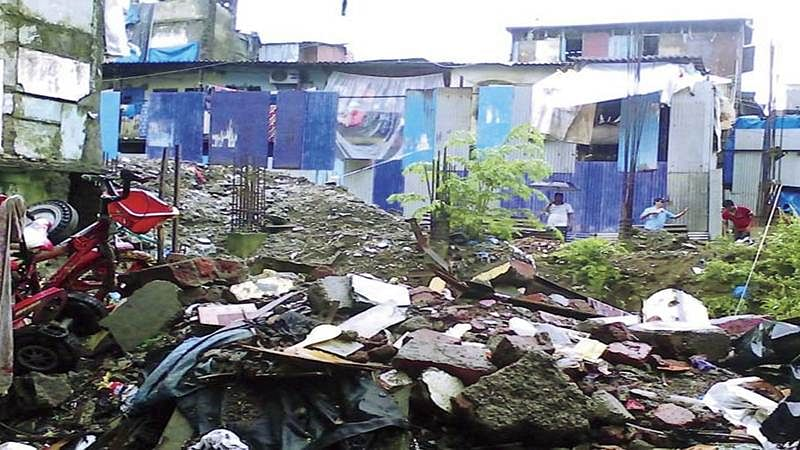Mumbai: 30 illegal shanties razed in Byculla