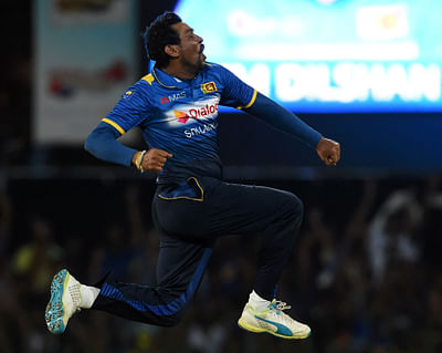 TwoGoodInEnd : Dilshan takes 2 wkts, scores 1 run in his final int'l match