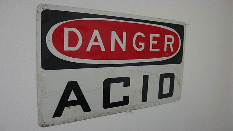 Jammu: Woman throws acid on husband for remarrying