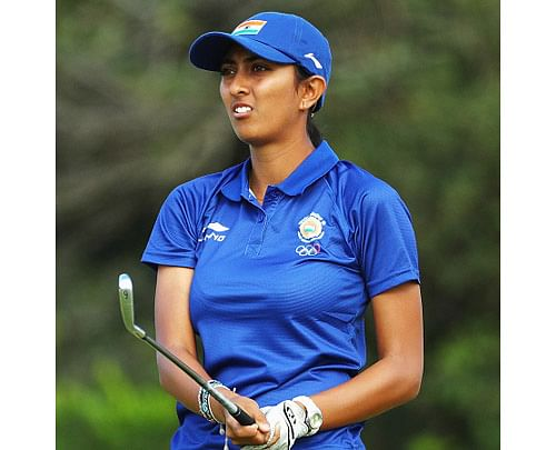 Steady Aditi Ashok finishes tied-8th for fourth straight Top-10