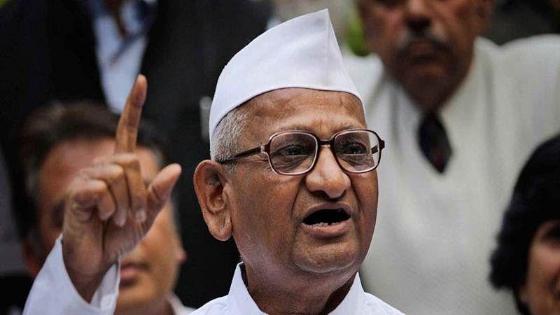 OROP: Anna draws daggers at Modi government