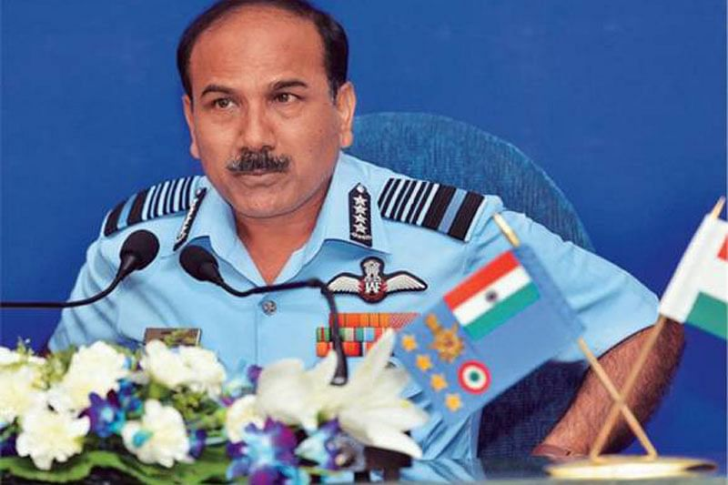 PoK Could Have Been Ours: IAF Chief Arup Raha