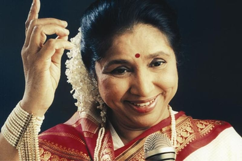 Happy birthday Ashaji… 85, ageless, artistic and awesome