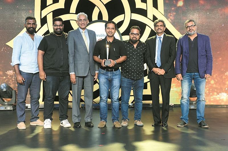 O&M bags five top honours at INDIAA awards 2016