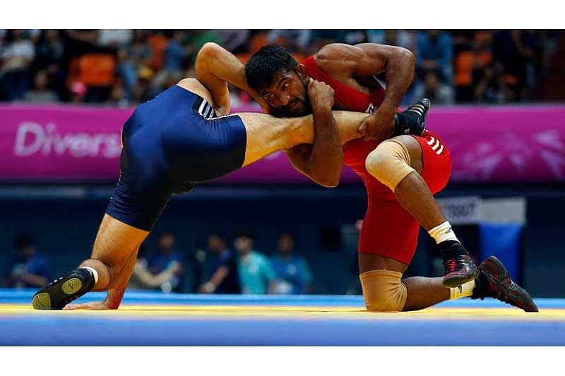 Wrestler Yogeshwar Dutt wants Russian's family to keep his Olympic Silver medal